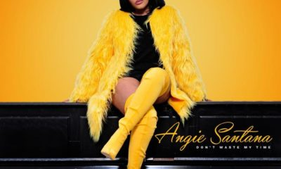 Listen to Angie Santana's 'Don't Waste My Time'