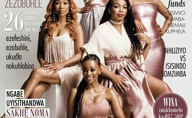 Baby Mamas cast graces the October cover of Bona Magazine