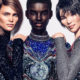 Balmain reveals digitally created models for their newest collection