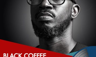 Another win for Black Coffee at the International DJ Awards