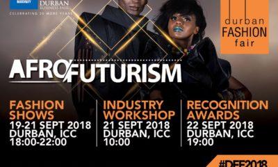 Durban Fashion Fair celebrates seven years of fashion