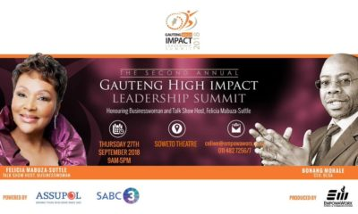 Felicia Mabuza-Suttle to be honoured for her contribution in media