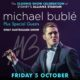 Michael Bublé returns to Australia after 4 years