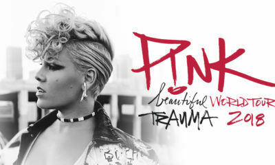 Pink returns to Sydney after postponing initial shows due to illness