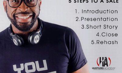 DJ Sbu Hustlers Academy next intake now open