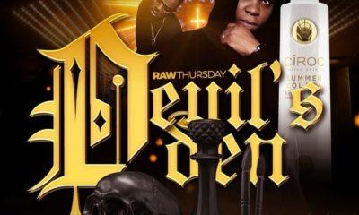 DJ Vigilante and Nigerian superstar Sean Tizzle headline Raw Thursdays