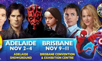 Supanova Comic Con announces new additions to the Adelaide and Brisbane festivals