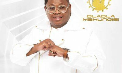 Dladla Mshunqisi to release debut album next week