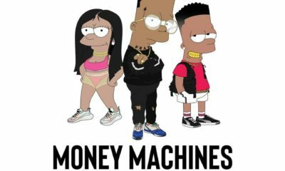 Listen to Tshego's 'Money Machines,' featuring Nadia Nakai and Nasty C