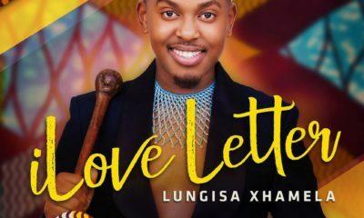 Listen to Lungisa Xhamela's 'iLove Letter'