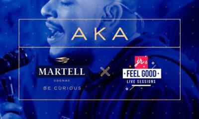 AKA's Feel Good Live Sessions to air on MTV Base SA