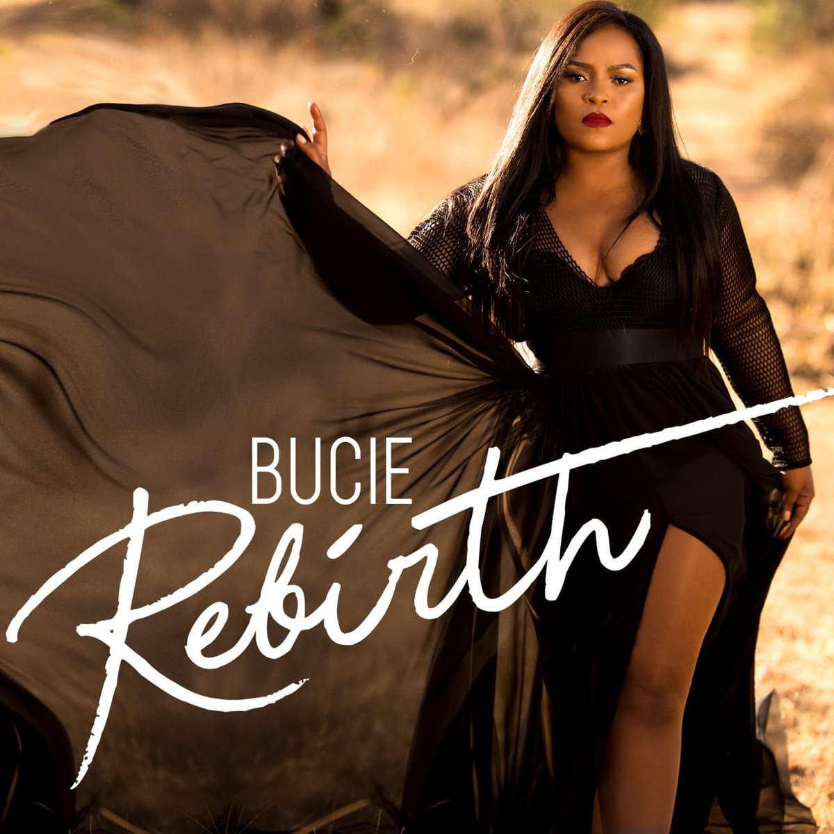 Bucie releases 'Don't Leave Me' from her upcoming album, Rebirth