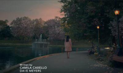 Watch Camila Cabello's 'Consequences'