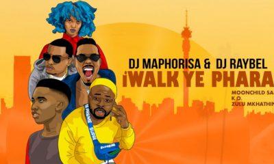 DJ Maphorisa's 'iWalk Ye Phara,' reaches one million views