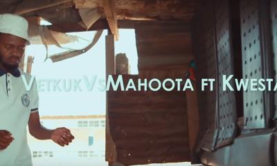 Watch DJ Vetkuk and Mahoota's 'Ziwa Murtu',featuring Kwesta
