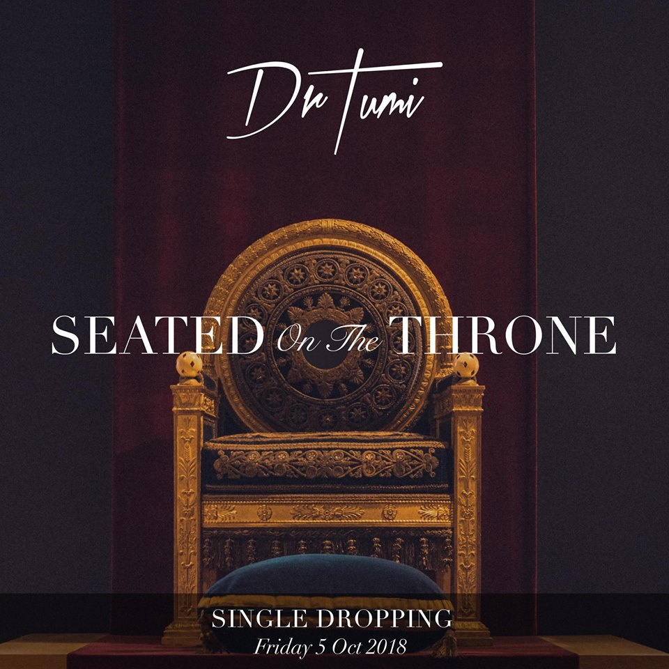 Watch Dr Tumi's 'Seated on the Throne' music video