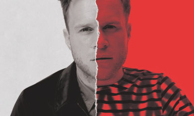Olly Murs counts down the days until his latest album release