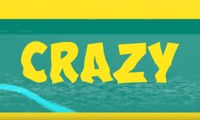 Watch Robin Thirdfloor's 'Crazy' music video, featuring Easy Freak