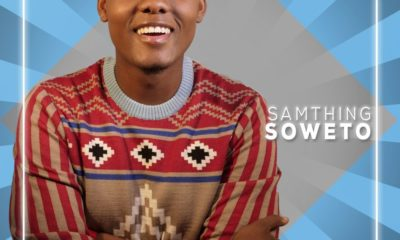 Samthing Soweto performs live on Trending SA