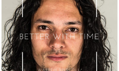 Listen to Warren Driscoll's new EP, Better With Time