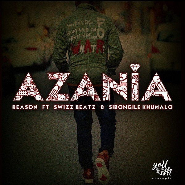 Reason reveals that he will only be releasing Azania next year