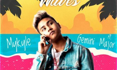 Watch MyKyle's 'Waves' music video, featuring Gemini Major