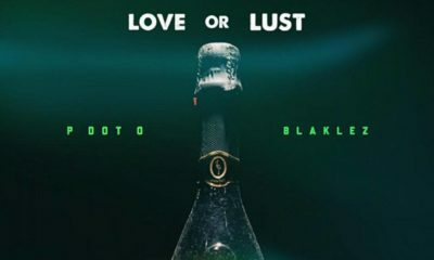 Listen to P Dot O's 'Love or Lust,' featuring Blaklez