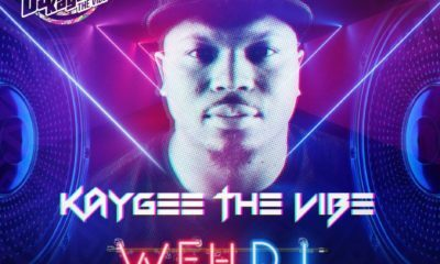Listen to KayGee The Vibe's 'Weh DJ,' featuring Busiswa