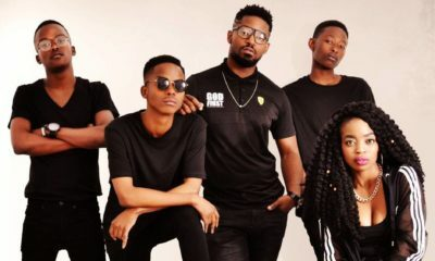 Prince Kaybee's 'Club Controller' named Song Of The Year at the DSTV Viewers Choice Awards