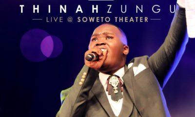 Listen to Thinah Zungu's new album, Live At Soweto Theatre