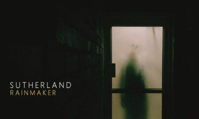Listen to Sutherland's new EP, Rainmaker