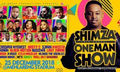 DJ Shimza celebrates a decade of his One Man Show