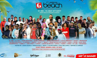 Gagasi FM's Beach Festival returns to the Bay of Plenty