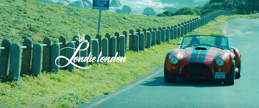 Watch Londie London's 'You Were Mine' music video