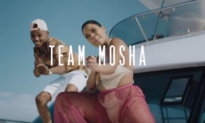 Watch Master KG's 'Waya Waya' music video, featuring Team Moshe