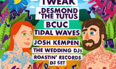 Park Acoustics adds Tweak to their upcoming event's line-up