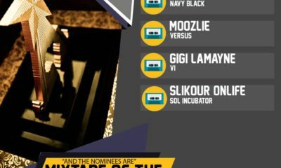 South African Hip-Hop Awards 2018: DJ Slique's 'Navy Black' nominated for Mixtape of the Year