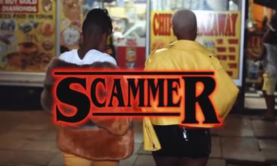 Watch Stilo Magolide's 'Scammer' music video