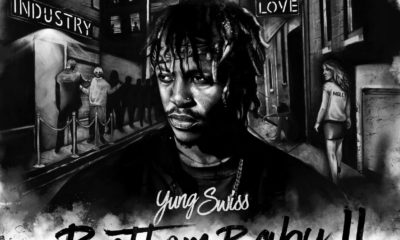 Yung Swiss reveals artwork and release date for his upcoming album
