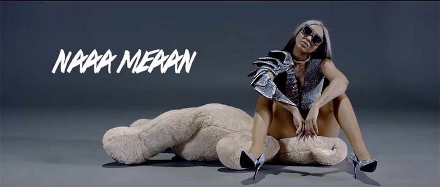 Nadia Nakai's 'Naah Mean,' featuring Cassper Nyovest reaches one million views