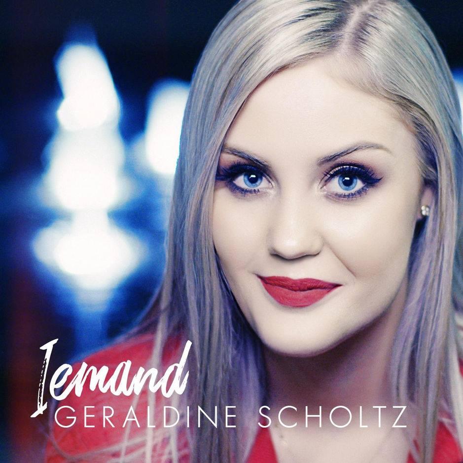 Listen to Geraldine Scholtz's 'Iemand'