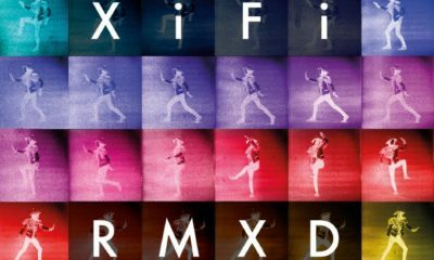 Listen to DJ Invizable's new album, XiFi Rmxd
