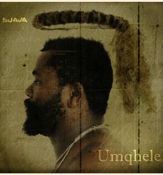 Sjava reveals official artwork and track-list for upcoming album, 'Umqhele'