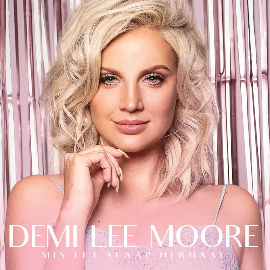 Demi Lee Moore's debut album, 'Mis Eet Slaap Verhaal' certified gold