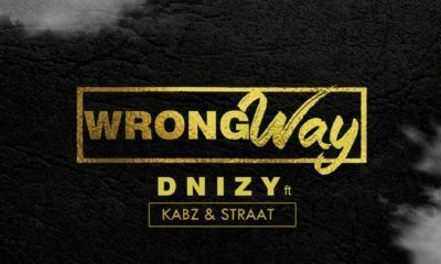 Listen to Dnizy's 'Wrong Way,' featuring Kabz and Straat