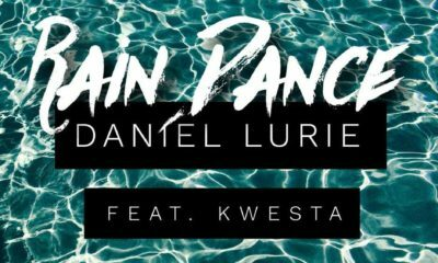 Listen to Daniel Lurie's 'Rain Dance,' featuring Kwesta