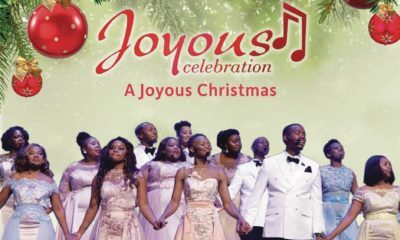 Listen to Joyous Celebration's latest album, A Joyous Christmas