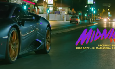 DJ Maphorisa's 'Midnight Starring,' featuring DJ Tira, Busiswa and Moonchild Sanelly, reaches six million views