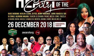 Babes Wodumo to headline Eyadini's 'The Heart of the City' event