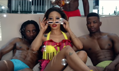 Watch Kelly Khumalo's 'Dance Comigo' music video